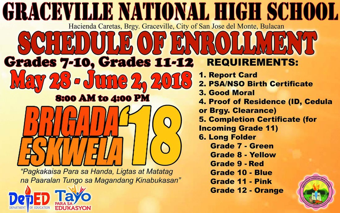 GRACEVILLE NATIONAL HIGH SCHOOL - Graceville National High